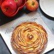 Tart táo nướng - Apple tart's Julia Child