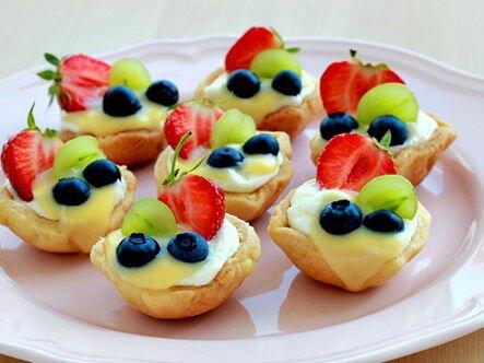 Bánh tart trái cây