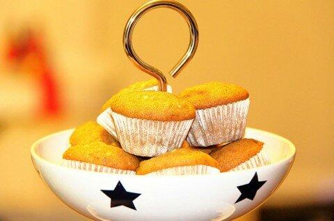Bánh chuối cupcake