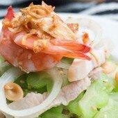 Món ngon ngày Tết: Gỏi khổ qua tôm thịt