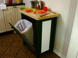 Thùng rác cho nhà bếp