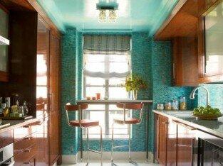 Thiết kế nhà bếp nhỏ theo phong cách của bạn