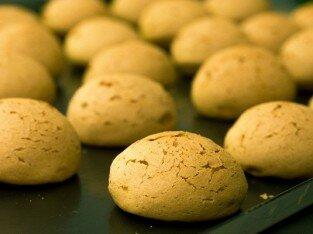 Thơm lừng bánh nướng sầu riêng Durio