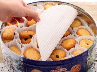 Thơm lừng bánh Danisa Cookies