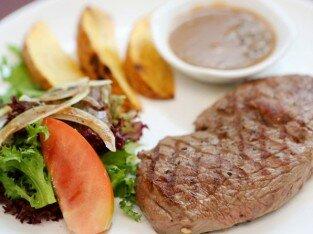 Beefsteak Tồ và Ngố