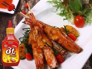 Xuýt xoa với tương ớt Nosa food