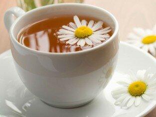 Nhẹ nhàng thanh tao với trà hoa cúc Eros