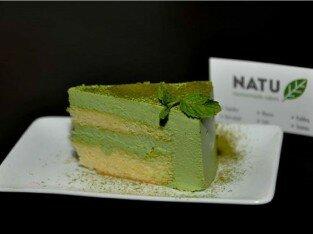 Tiramisu trà xanh Natu House