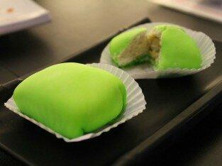 Lôi cuốn vị bánh sầu riêng Furin