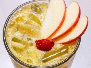 Cocktail, soda hương trái cây tại OFA làm say lòng người