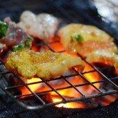 Thơm lừng hương sả của Xốt Gia Vị Hoàn Chỉnh Barona - Thịt nướng sả