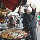 Cơm chiên Tây Ban Nha- Street Food Thái Lan