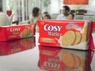 Cosy Marie thơm vị sữa