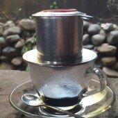Đếm giọt cà-phê ở Zin Huyền Thoại