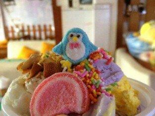 Kem lạnh cực ngon tại I Love Kem
