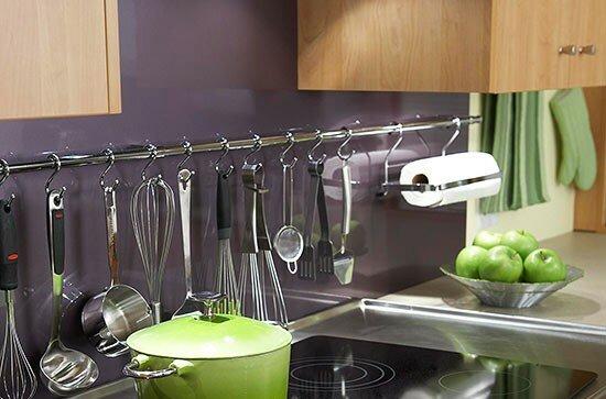 Giải pháp chứa đồ thông minh cho căn bếp