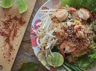Mì xào kiểu Thái (Pad Thai)