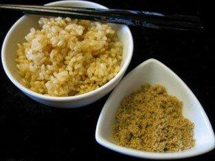 Cách nấu gạo mầm thơm ngon