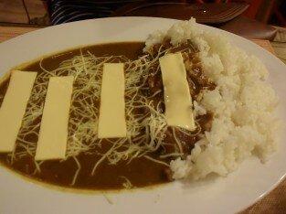 Cơm cà-ri thơm ngon ở Curry Shika