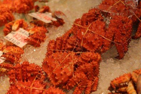 Cua Hoàng Đế (King Crab)