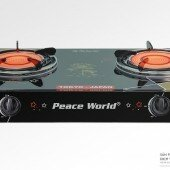 Peace World ra mắt dòng sản phẩm bếp gas hồng ngoại mới