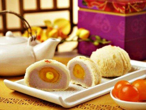 Bánh ngàn lớp Triều Châu
