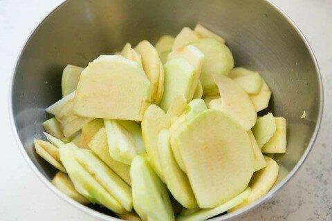 Bánh táo 3