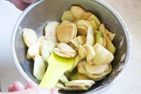 Bánh táo 4