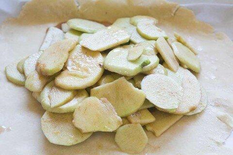 Bánh táo 5