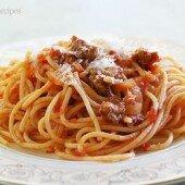 Mì spaghetti cho bé