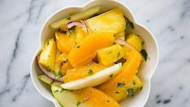 Salad trái cây Mexico