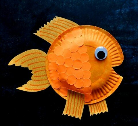 Paper-Plate-Fish-2