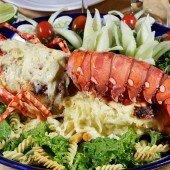 Hải sản tươi ngon với hương vị hấp dẫn