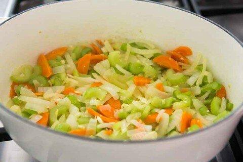 Súp bông cải phô-mai