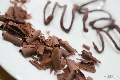 3 cách làm lọn chocolate đẹp mắt