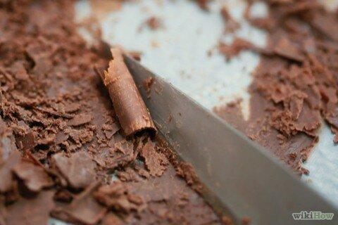 3 cách làm lọn chocolate