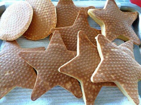 Bánh Dorayaki kem lạnh