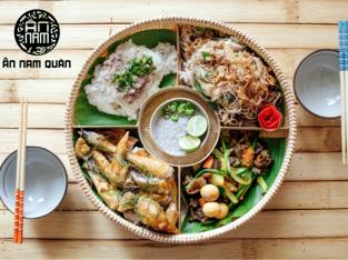 Ân Nam Quán – Địa chỉ hay cho tiệc Tất niên