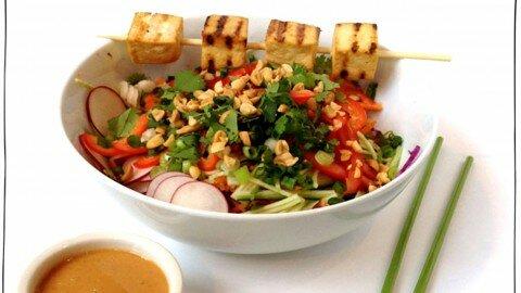 salad chay 1