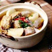 Gà nấu chao cho tết thêm ấm áp