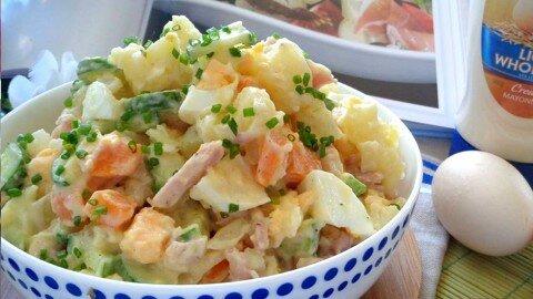 salad nga 0