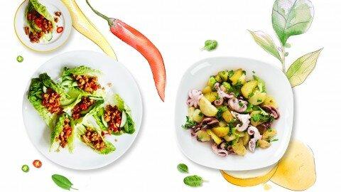 2 mon salad