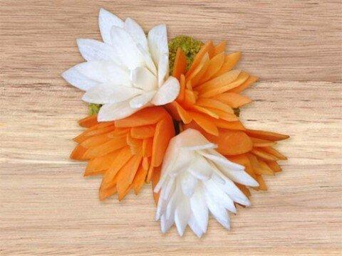 tia hoa ca rot 7
