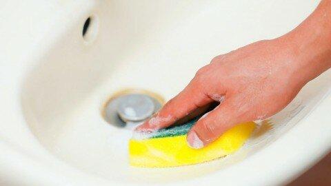 làm sạch bồn rửa ava