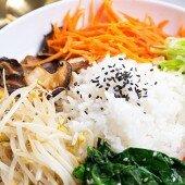Cơm trộn Hàn Quốc chay