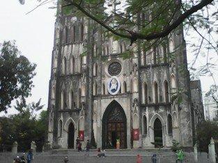 Highland coffee ở phố Nhà thờ lớn Hà Nội