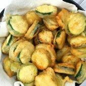 Làm món tempura với 4 nguyên liệu dễ tìm