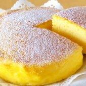 Bánh phô mai Nhật Bản tuyệt ngon với 3 món nguyên liệu