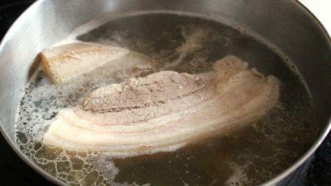 Kết quả hình ảnh cho luộc thịt heo