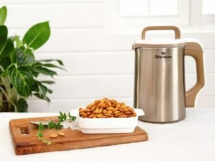 Chế biến nhiều món ngon với máy làm sữa đậu nành đa năng